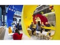Muebles Office para las oficinas Google