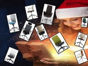 Sillas de Oficina como Regalo Navidad.