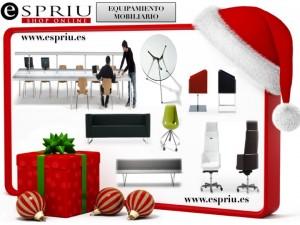 En Navidad regala sorpresas de Espriu
