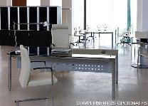 mesa-despacho-cristal-acero