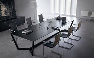 Mesas de juntas para oficina con diseño