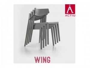 Silla Wing Actiu