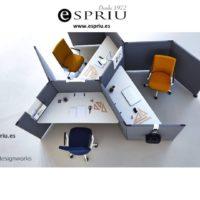 Muebles de oficina diseño