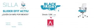Sillas de Oficina Black Friday