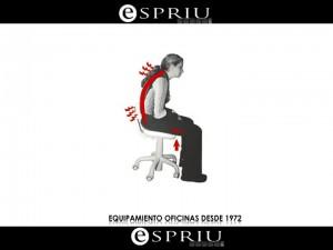 Sillas ergonómicas para el dolor de espalda